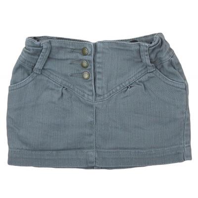 Jupe en jeans - VERTBAUDET - 2 ans (86)