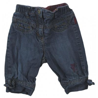 Jeans doublé - MEXX - 12-18 mois (80)