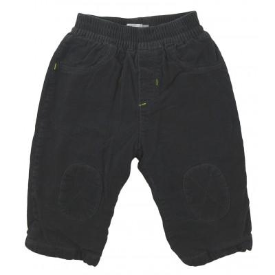 Pantalon doublé - CATIMINI - 9 mois (71)