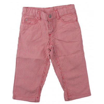 Pantalon - PETIT BATEAU - 12 mois (74)