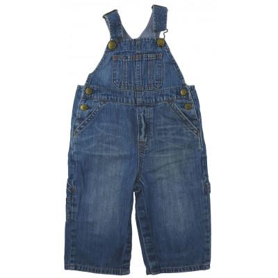 Salopette en jeans - GAP - 12-18 mois