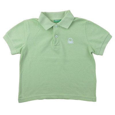 Polo - BENETTON - 3-4 ans (100)