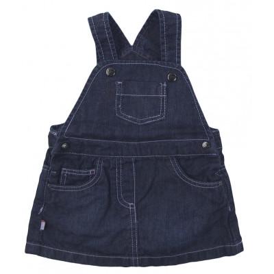 Robe en jeans - OBAÏBI - 3 mois (60)