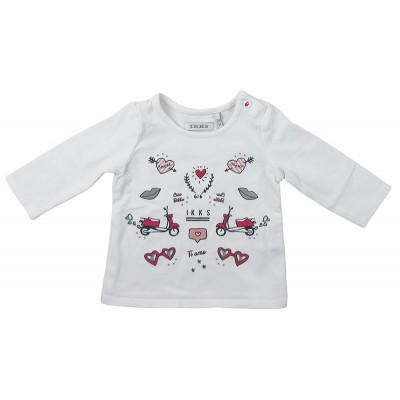 T-Shirt - IKKS - 3 mois (59)