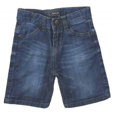 Short en jeans - GRAIN DE BLÉ - 3 ans (98)