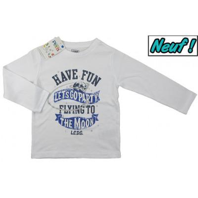 T-Shirt neuf - COMPAGNIE DES PETITS - 4 ans
