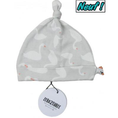 Bonnet neuf - ZERO 2 THREE - 3-6 mois