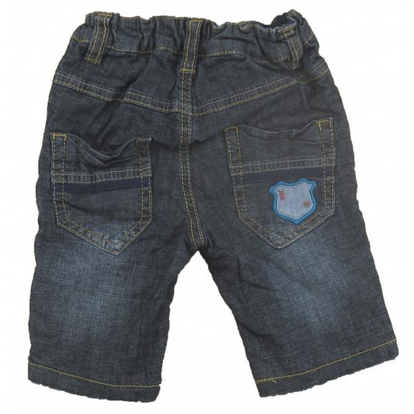 Jeans doublé - S.OLIVER - 3 mois (62)