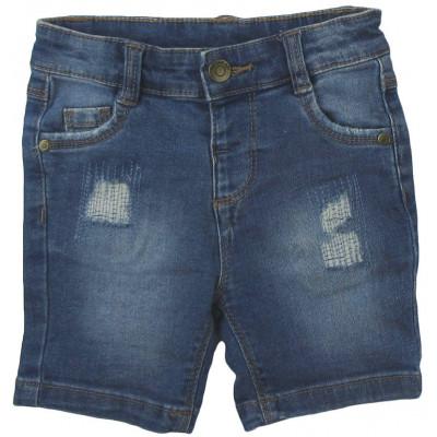 Short en jeans - TAPE A L'OEIL - 6 mois (68)