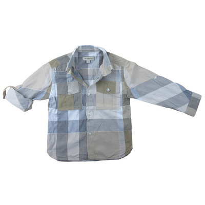 Chemise convertible - BURBERRY - 3 ans (98)