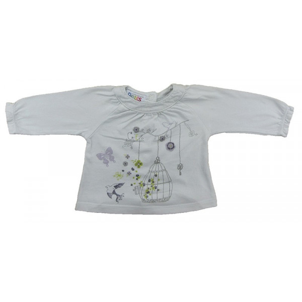 T-Shirt - LA COMPAGNIE DES PETITS - 3 mois
