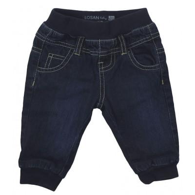 Jeans doublé - LOSAN - 3 mois (62)