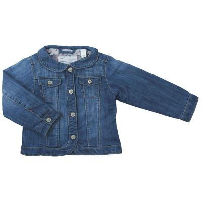 Veste en jeans - OBAÏBI - 18 mois (80)