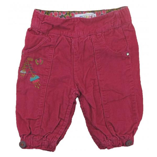 Pantalon - LA COMPAGNIE DES PETITS - 3 mois