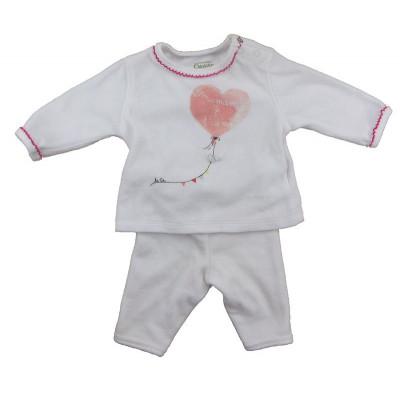 Pyjama - LA COMPAGNIE DES PETITS - 3 mois