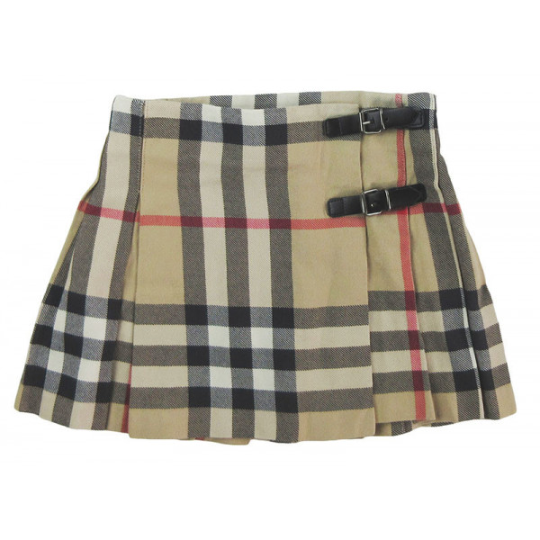 Jupe - BURBERRY - 2 ans (86)