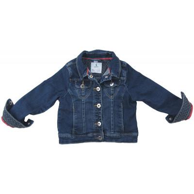 Veste en jeans - OKAÏDI - 3 ans (98)