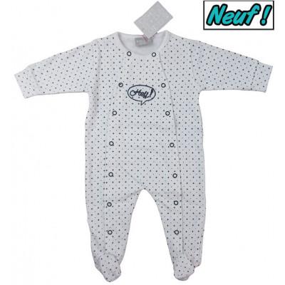 Pyjama neuf - WIPLALA - 3 mois (62)