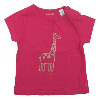 T-Shirt - OBAÏBI - 12-18 mois (80)