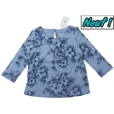 T-Shirt neuf - GAP - 12-18 mois (80)