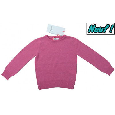 Pull neuf en cachemire - MARESE - 2 ans (86)