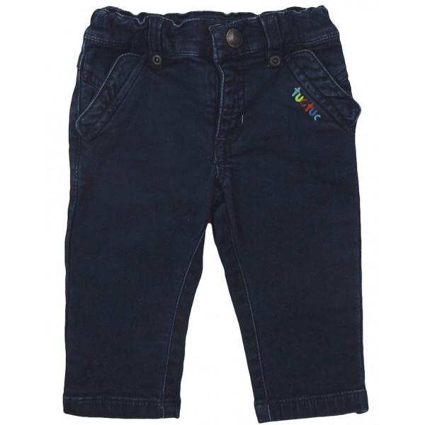 Jeans doublé - TUC TUC - 3 mois (62)