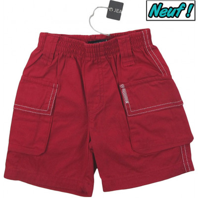 Short neuf - JEAN BOURGET - 6 mois (67)