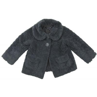 Manteau polaire - LILI GAUFRETTE - 4 ans