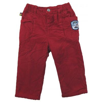 Pantalon doublé polaire - SERGENT MAJOR - 18 mois (80)