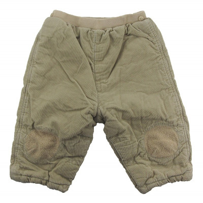 Pantalon doublé - SERGENT MAJOR - 9 mois