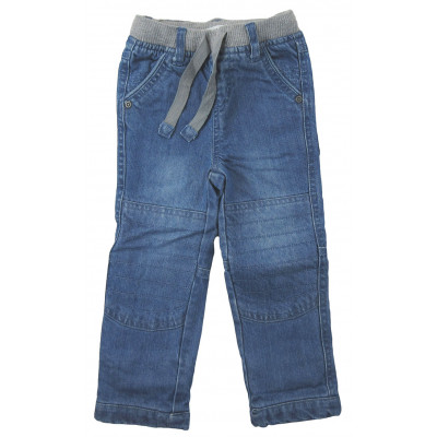Short en jeans - VERTBAUDET - 2 ans (86)