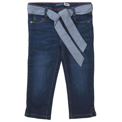 Jeans 3/4 - OKAÏDI - 5 ans (110)