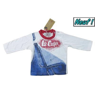 T-Shirt neuf - LEE COOPER - 6 mois (67)