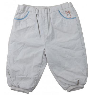 Pantalon rembourré - OBAÏBI - 12 mois (74)