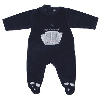 Pyjama - 3 POMMES - 1 mois (53)