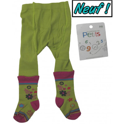 Collant neuf - COMPAGNIE DES PETITS - 21-22