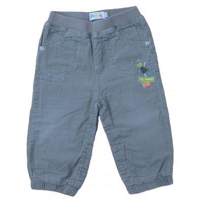 Pantalon doublé - COMPAGNIE DES PETITS - 18 mois