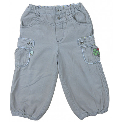 Pantalon doublé polaire - SERGENT MAJOR - 2 ans (86)