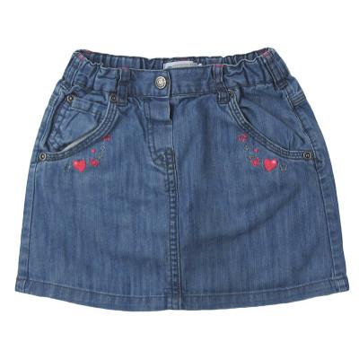 Jupe en jeans - COMPAGNIE DES PETITS - 3 ans
