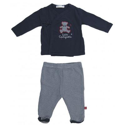 Pyjama - LULU CASTAGNETTE - 6 mois
