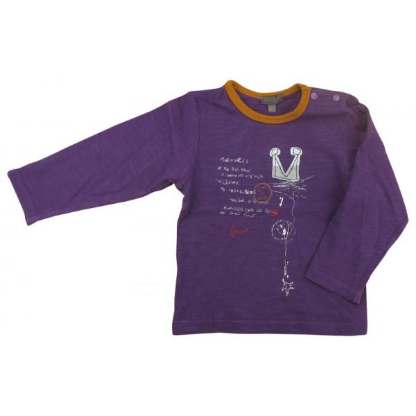 T-Shirt - GRAIN DE BLÉ - 12-18 mois (81)