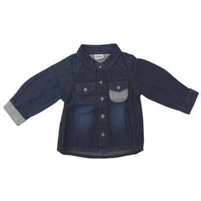 Chemise en jeans - TAPE A L'OEIL - 6 mois (68)