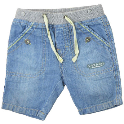 Short en jeans - SERGENT MAJOR - 1 mois (54)