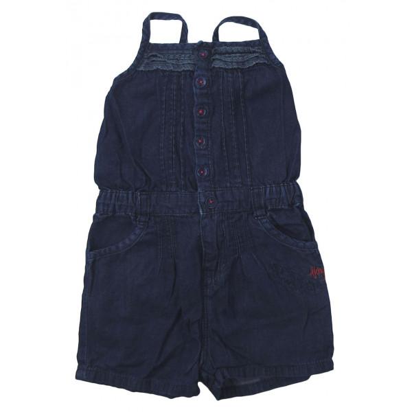 Combi-short en jeans - DKNY - 18 mois