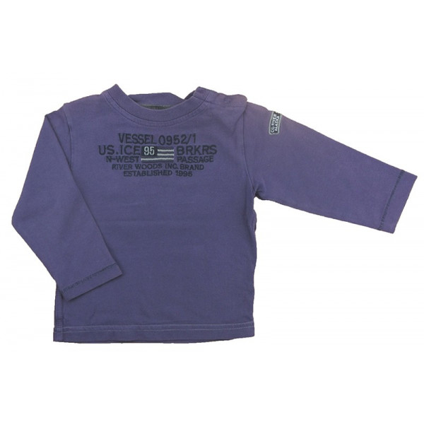 T-Shirt - RIVER WOODS - 9 mois