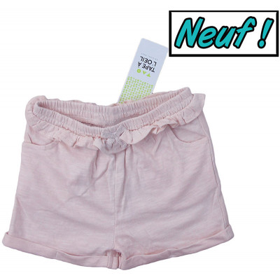 Short neuf - TAPE A L'OEIL - 18 mois (80)