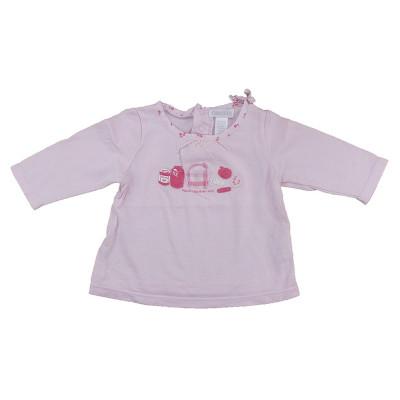 T-Shirt - OBAÏBI - 0-1 mois (53)