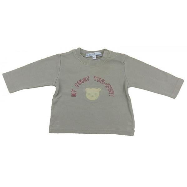 T-Shirt - BUISSONIERE - 3-6 mois