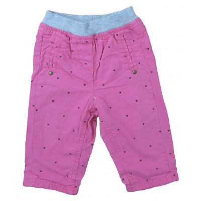 Pantalon doublé - TOM TAILOR - 6 mois (68)