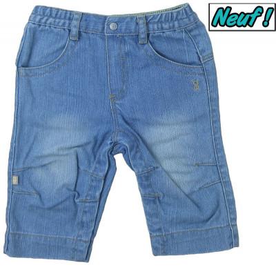 Jeans neuf - OBAÏBI - 6 mois (68)